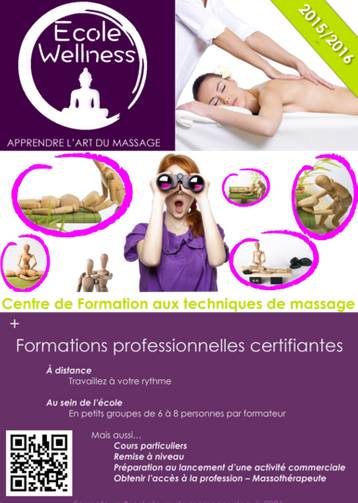 Praticien massage